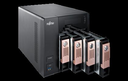 Image of a Fujitsu Celvin NAS Q805